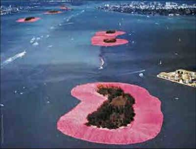 Christo_Surround_Island